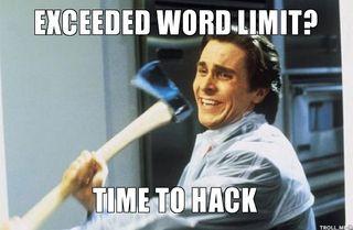 Wordlimit